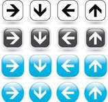 directional,arrow,icon