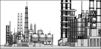 heavy,industry,plant,material,industrial,company,infrastucture,structure,building