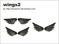 dccanim,wing,free. vector,nature,swing,free vector