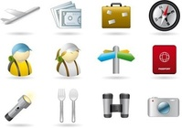 handy,icon,vacation,travel