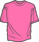 blank,shirt,clip art,remix,media,how i did it,public domain,image,png,svg,clothing,colour,pink,contour