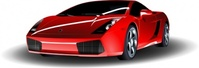 lamborghini,remix,color,red,car,wheel,sports car,photorealistic,transport,transportation,vehicle
