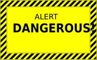 dangerour,cleanup,dangerous,alert,simbol,media,clip art,public domain,image,svg