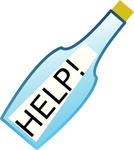 message,bottle,media,clip art,public domain,image,svg,help