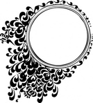 filigree,circle,media,clip art,externalsource,public domain,image,png,svg,decoration