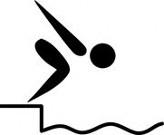 olympic,sport,swimming,pictogram
