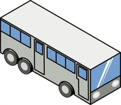 isometric,icon,bus,vehicle,city,media,clip art,public domain,image,png,svg