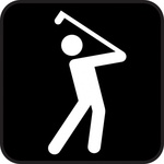 golf,course,park,map,pictograph,symbol,sign,cartography
