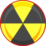 nuclear,symbol,abstract,sign,radioactivity