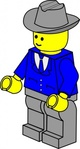 lego,town,businessman,toy,figure,job,man,media,clip art,public domain,image,png,svg