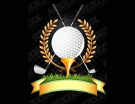 golf,club,wheat,grass,material,club,vector,club,vector