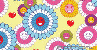 nature,flower,smiling,colorful,asian,pop,pop_3,pattern,heart,happy face