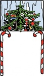 christmas,arch,holiday,decoration,ornament,tree,candy cane,media,clip art,externalsource,public domain,image,png,svg,ornament,ornament,ornament,ornament