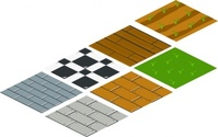 isometric,floor,tile,stone,grass,metal,wood,marble,media,clip art,public domain,image,png,svg