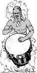 drum,people,man,african,native,musical instrument,percussion instrument,tomtom,line art,black and white,contour,outline,media,clip art,externalsource,public domain,image,png,svg,wikimedia common,psf,wikimedia common,wikimedia common,wikimedia common