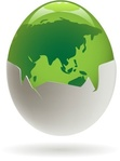 environmental,broken,concept,conservation,cracked,discover,discovery,earth,eco,ecology,egg,environment,fragile,global,globe,green,hatching,idea,illustration,life,new,origin,planet,world