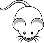 simple,cartoon,mouse