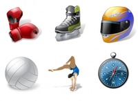 icon,land,sport,vector