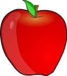 another,apple,food,fruit,red,outline,contour,media,clip art,public domain,image,png,svg