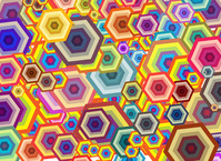 wallpaper,polygon,colorful,different,shape,abstract,element,graphic,illustration,background,pattern,free,vector,polygon,shape,design,free,polygon,shape