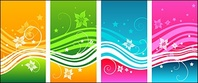 dynamic,fashion,color,pattern,vector,material