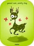 kablam,numu,stag,cartoon,nature,animal,media,clip art,public domain,image,svg,png