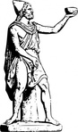 odysseus,statue,ancient,greek,mythology,art,ulysses,hero,sculpture,nordisk familjebok,media,clip art,externalsource,public domain,image,png,svg,wikimedia coomons