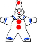 simple,clown,figure,media,clip art,externalsource,public domain,image,png,svg,people,cartoon,costume,uspto