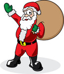 father,christmas,santa,claus,holiday,newyear