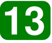 green,rounded,rectangle,with,number,clip