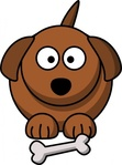 cartoon,colour,animal,mammal,dog,brown