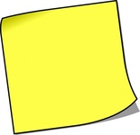 blank,sticky,note,office,memo,sticky note