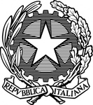 black,white,italian,republic,emblem