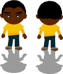 ricardo,black,remix,people,childrens,clip art,media,public domain,image,png,svg