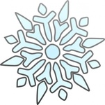 erik,single,snowflake,clip art,remix,media,public domain,image,png,svg,snow,winter