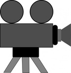 movie,camera,film,media,clip art,public domain,image,svg,png