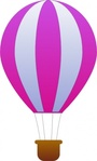 maidis,vertical,striped,balloon