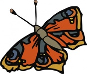 butterfly,animal,insect,colour,media,clip art,public domain,image,svg
