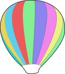 ballon,media,clip art,public domain,image,svg,jpg,balloon,hot,air,hot air balloon,sky,recreation