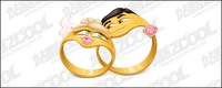 cartoon,style,ring,material