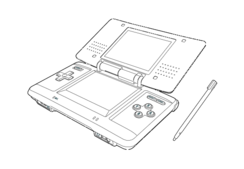Nintendo,Ds,Drawing