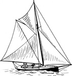 sloop,ship,maritime,sailing,drawing,line art,black and white,contour,outline,media,clip art,externalsource,public domain,image,png,svg,wikimedia common,psf,wikimedia common,wikimedia common,wikimedia common