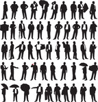 banker,bos,broker,business,client,coat,corporate,director,dressed,employee,guy,man,office,official,outline,people,person,salesman,silhouette,smart,suite,umbrella,vector icon,work,worker,working