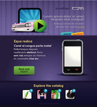 background,car,catalogue,dark,eps10,i-phone,illustration,ipsum,list,lorem,play,portal,purple,template,theme