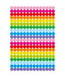 dot,colorful,background,color,simple,rainbow,color range,circle