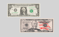 dollar,one,fifty,washington,money,note,bank,monetary,finance,accounting