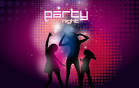 party,flyer,background,night,lady,girl,dance,dancing,dancer