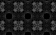 black,pattern,mujka,illustration,seamless