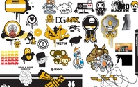 element,cartoon,miscellaneous,object,splat,scribble,manga,japanese,anime,character