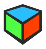 3d,cube,icon,symbol,color,würfel